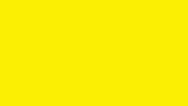 黄色イエロー